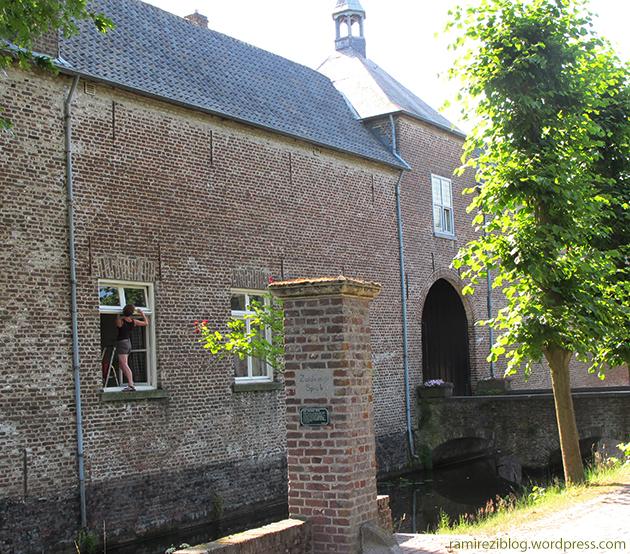Pieterpad Swalmen Montfort Hoeve
